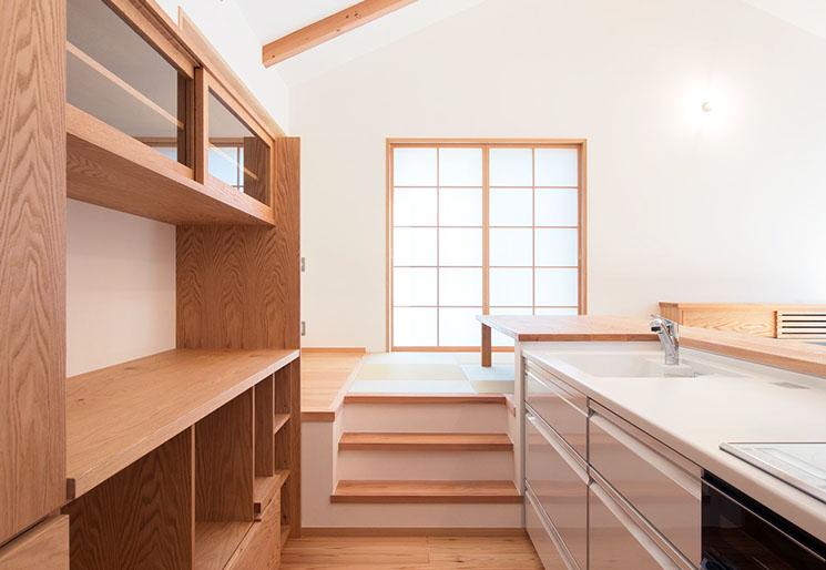 北山建築 キッチン