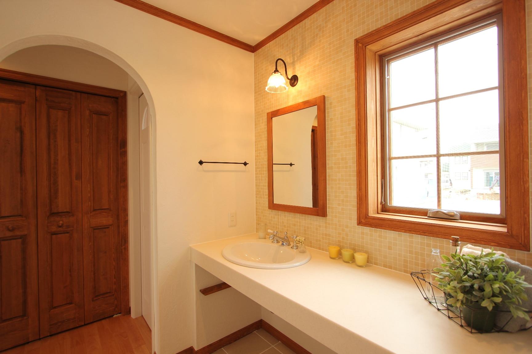 プロホーム大台 洗面室