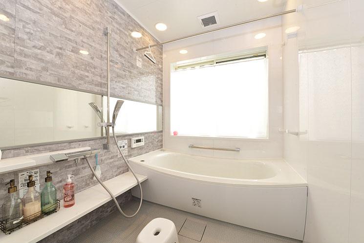 サンクスホーム バスルーム